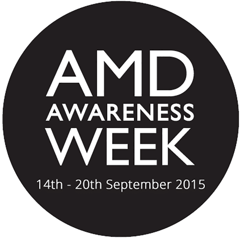 AMD Awareness Week 14th-20th September 2015