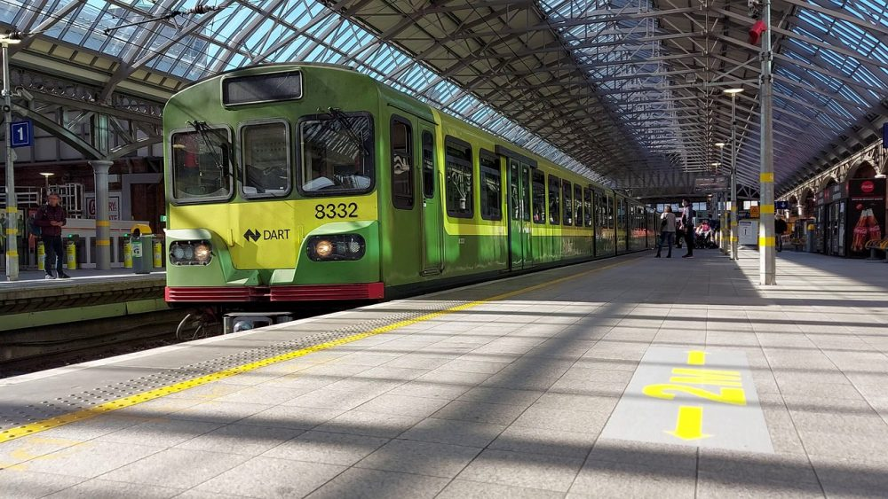 InterAccess are working as accessibility partners for Irish Rail